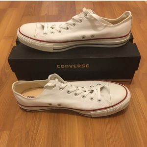 Converse Chuck Taylor All Star Optic White Shoes
